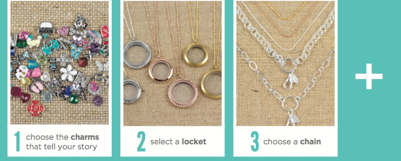 Build Your Origami Owl Locket