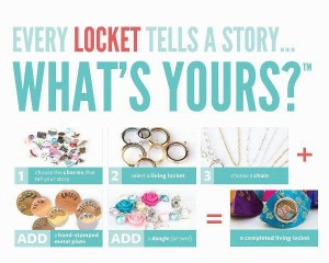 Steps to a Locket