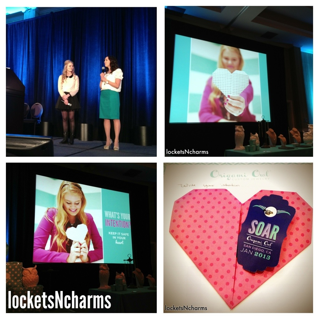 Origami Owl Founder in San Diego, California Event