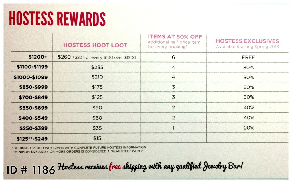 new hostess exclusive rewards for origami owl spring 2013
