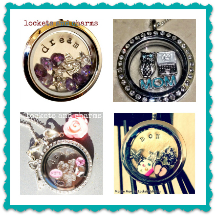 Origami Owl Mom Charms Four Origami Owl Charms Inside