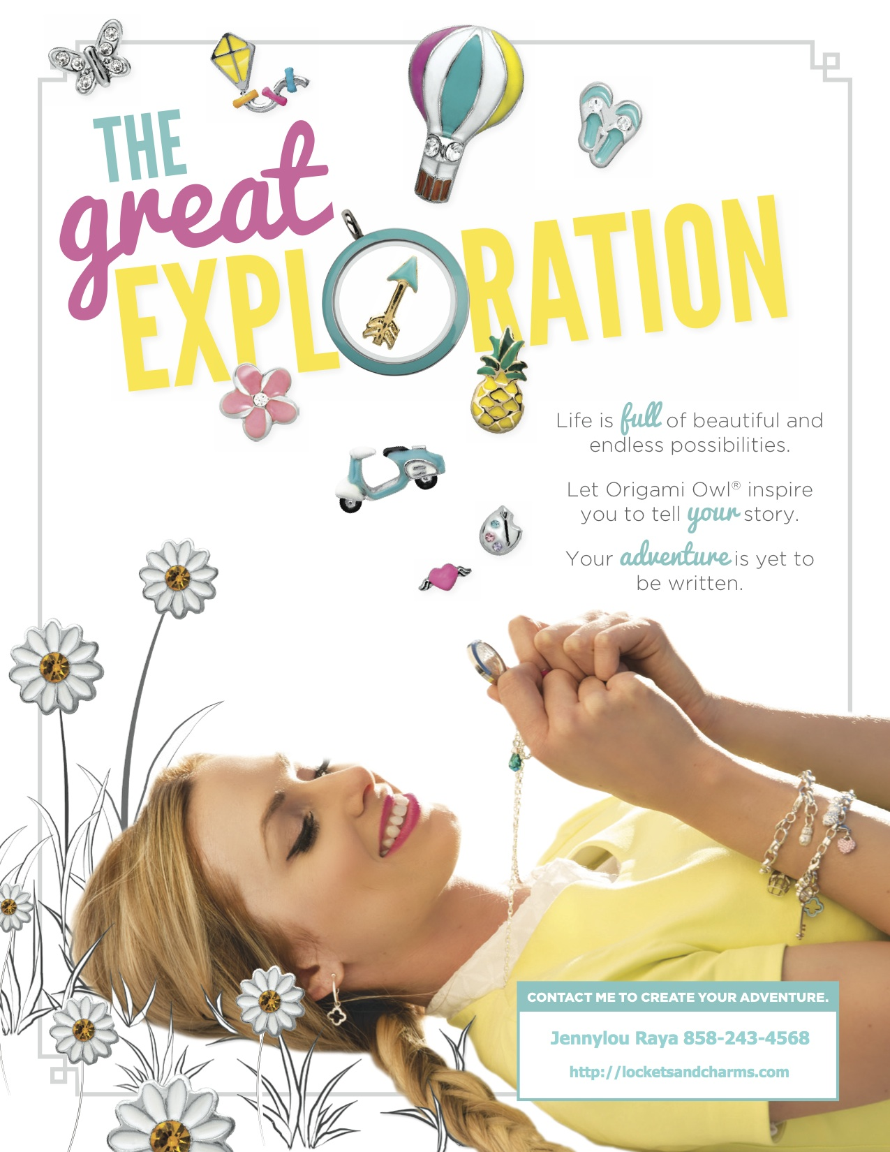 Spring 2014 Events with Jennylou, Origami Owl Ind ... - photo#8