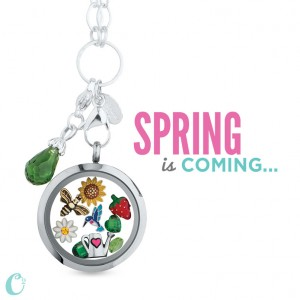 Origami Owl 2014 Spring Collection