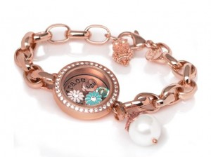 Mother's Day is Coming – Rose gold Daisy Charm Bracelet