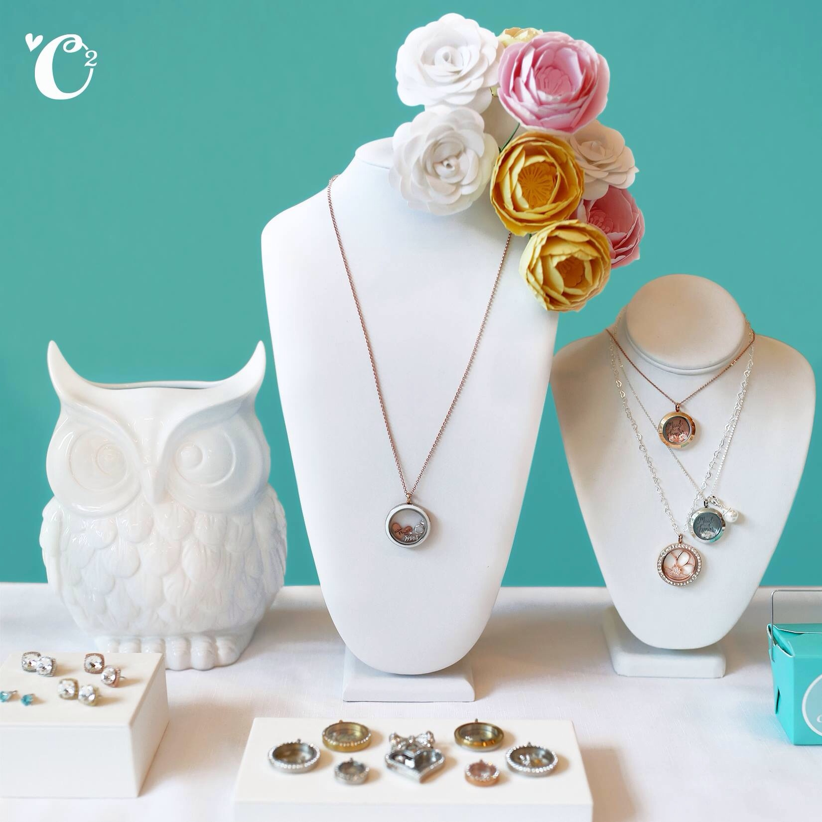 Origami Owl Twist Off and Classic Lockets