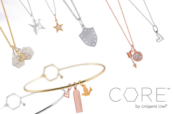 Origami Owl Core Collection Sneep Peak