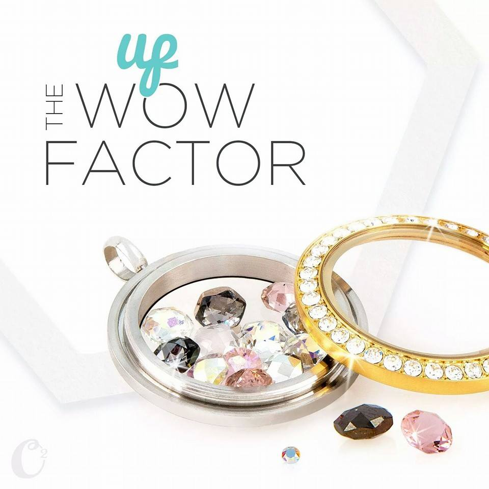 Up the Wow Factor Origami Owl