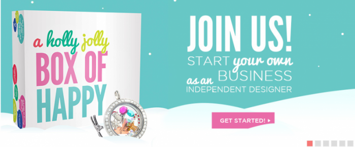 Origami Owl Holly Jolly Box Offer