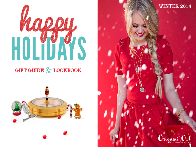 Origami Owl Holiday Gift Guide