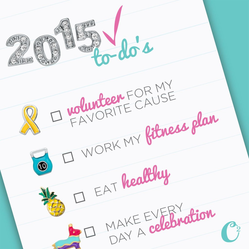 2015 Origami Owl New Year