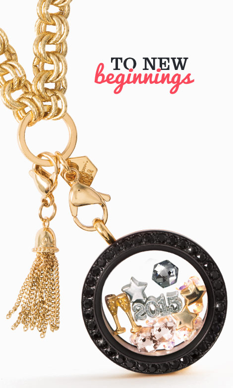 To New Beginnings Origami Owl