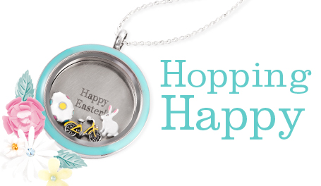HoppingHappy_Easter Origami Owl