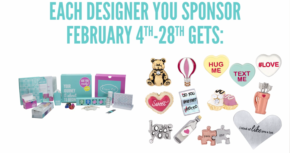 Free Valentine Charms 2015 Origami Owl Deisgners