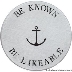 Be Known Be Likeable Jennylou Quote